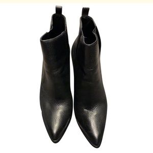 Kendall & Kylie Black Booties
